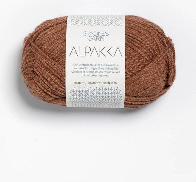 Sandnes Garn Alpakka