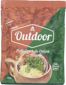 Potato Bacon Onion