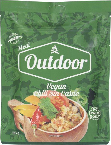 Outdoor Meal Chili Sin Carne Vegan