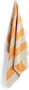HAY Stripe badehåndkle 100x150cm