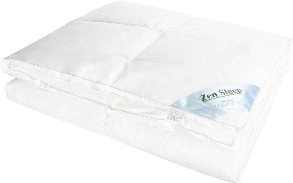 Zen Sleep Allergivennlig helårs lun dunfiberdyne