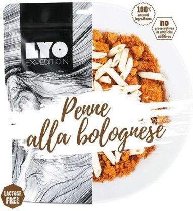 LYO Food Penne alla Bolognese