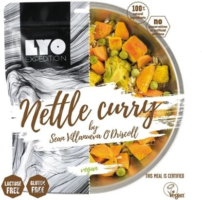 LYO Food Nettle Curry