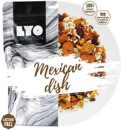 LYO Food Mexican Dish