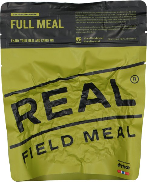 Real Turmat Field Meal Chili Stew