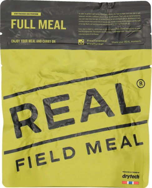 Real Turmat Field Meal Pasta Provence