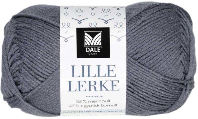 Dale Garn Lille Lerke Ull/Bomull Mix