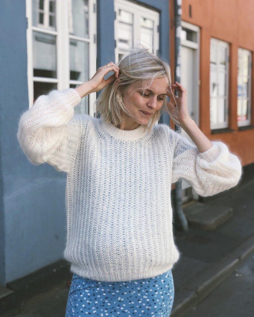 PetiteKnit September Sweater