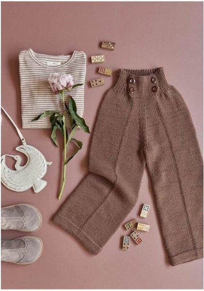 Sandnes Garn Culotte Bukse