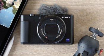 Test: Sony ZV-1