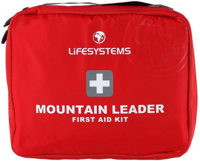 Lifesystems Mountain Leader First Aid Kit 62 deler