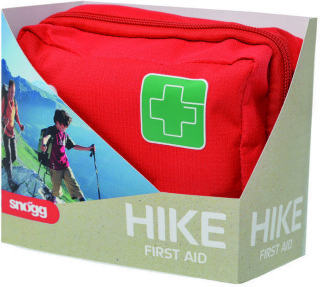 Snøgg Hike First Aid