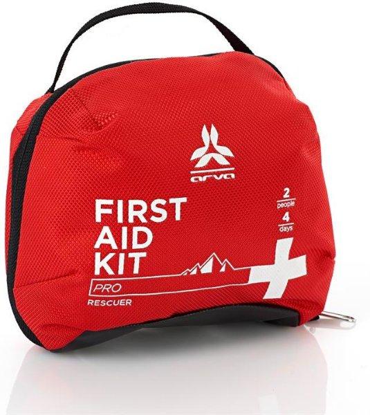 Arva Pro Rescuer First Aid Kit