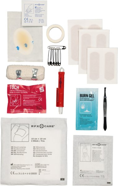 Assist Expedition Waterproof First Aid