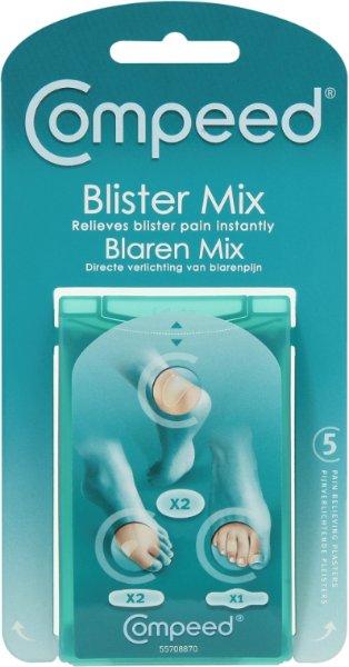 Compeed Gnagsårplaster Mix