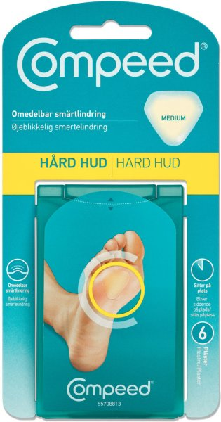 Compeed Hard Hud plaster Medium