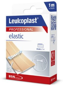 Leukoplast Elastic 6cmx1m