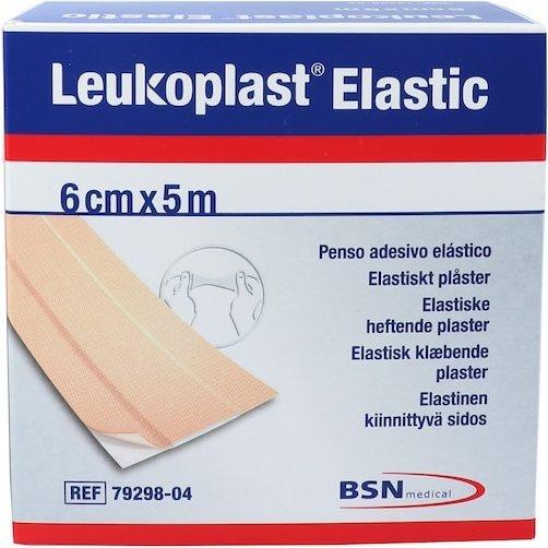 Leukoplast Elastic 6cmx5m