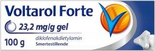 Forte 23,2mg/g gel 100g