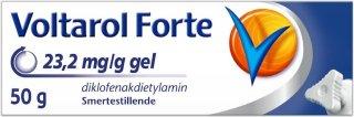 Forte 23,2mg/g gel 50 g