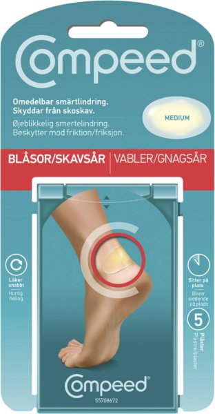 Compeed Gnagsårplaster Medium