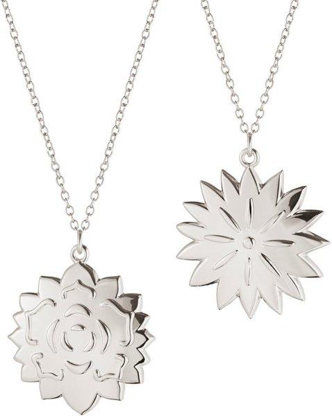Georg Jensen 2020 Ornament Dianthus og Ice Rosette