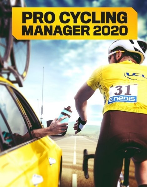 Pro Cycling Manager 2020 til Xbox One