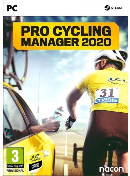 Pro Cycling Manager 2020 til PC