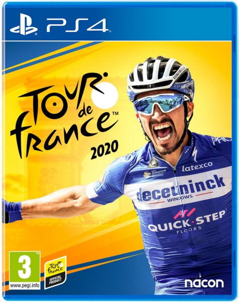 Tour de France 2020 til Playstation 4