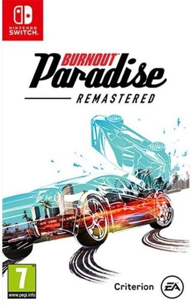 Burnout Paradise: Remastered til Switch
