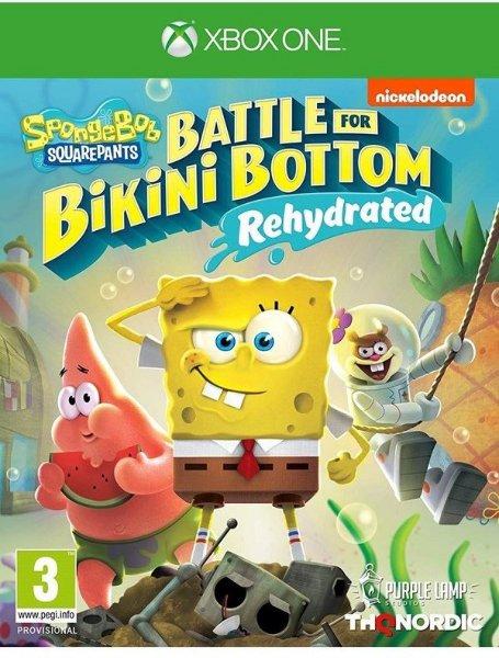 SpongeBob SquarePants: Battle for Bikini Bottom - Rehydrated til Xbox One
