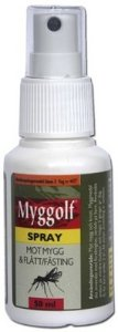 Myggolf Myggspray