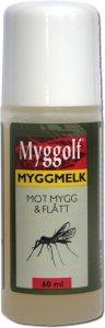 Myggolf Myggmelk