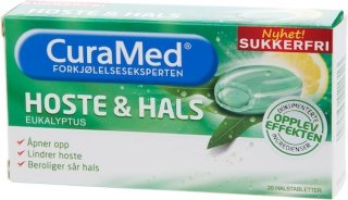 Hoste & Hals Eukalyptus 20 stk