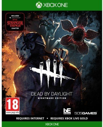 Dead by Daylight til Xbox One