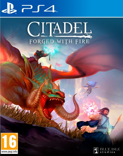 Citadel: Forged with Fire til Playstation 4