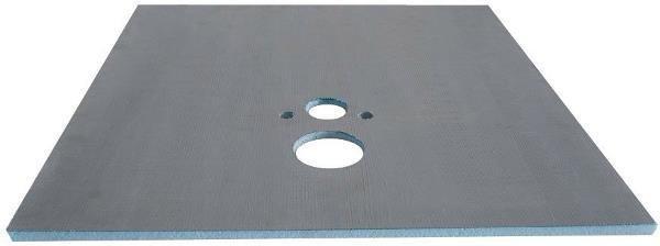 TB Board Frontplate Toalett 20x1200x1245