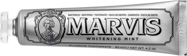 Marvis Whitening Mint med fluor 85ml