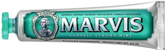 Marvis Classic Strong Mint med fluor 85ml