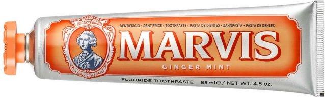 Marvis Ginger Mint med fluor 85ml
