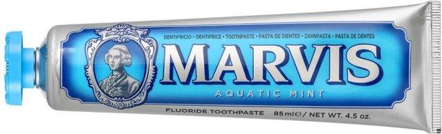 Marvis Aquatic Mint med fluor 85ml