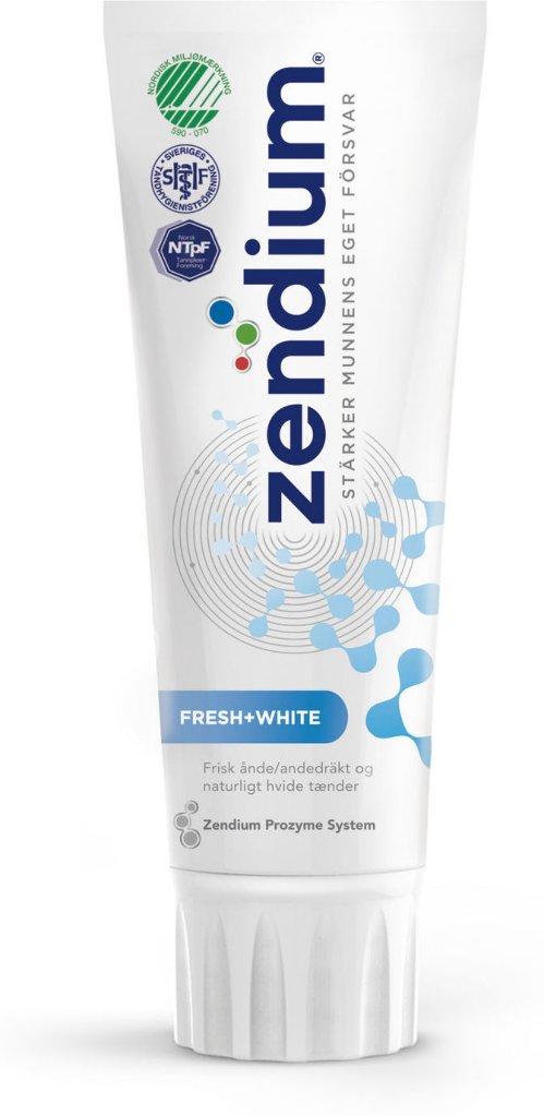 Zendium Fresh+White