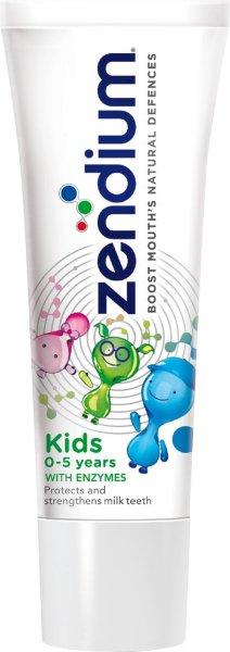 Zendium Kids 0-5 år reise