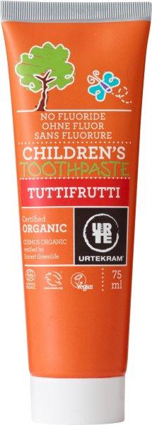 Urtekram Children's Toothpaste Trutti Frutti