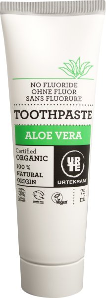 Urtekram Toothpaste Aloe Vera