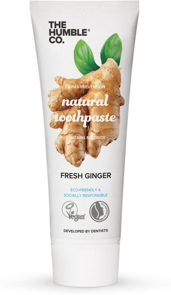 The Humble Co. Natural Toothpaste Fresh Ginger