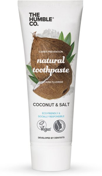 The Humble Co. Natural Toothpaste Coconut & Salt