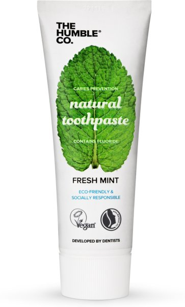 The Humble Co. Natural Toothpaste Fresh Mint