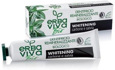 Erba Viva Økologisk tannkrem Whitening