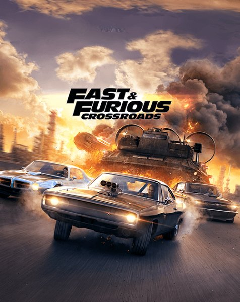 Slightly Mad Studios Fast and Furious: Crossroads